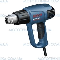 фен строительный, технический Bosch ghg 660 lcd