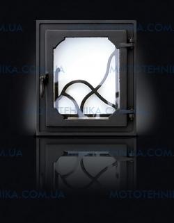 купить дверцы для камина с доставкой по Украине