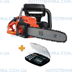 Цепная пила BLACK & DECKER CS2245 + A7062