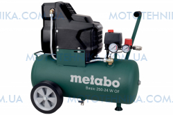 Metabo BASIC 250-24 W OF Компрессор (601532000)