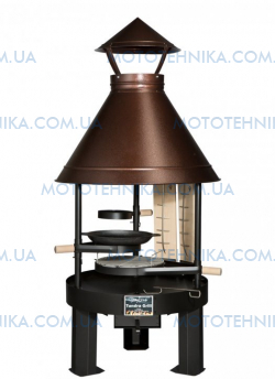 Гриль - барбекю Tundra Grill 80 low model