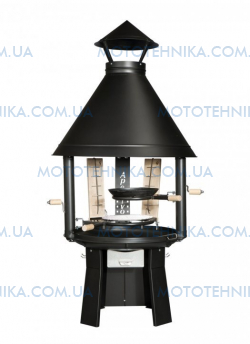 Гриль - барбекю Tundra Grill Apetivo Low model