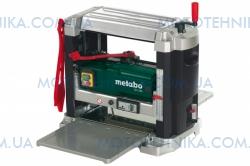 Рубанок електричний, ціна, електрорубанок metabo dh 330