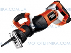 Пила сабельная Black & Decker RS1050EK