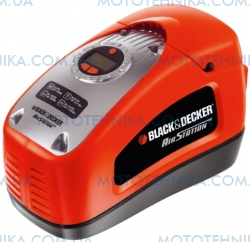 Компресори BLACK&DECKER ASI300