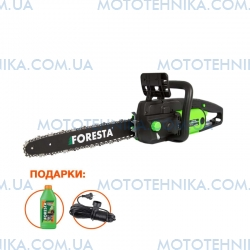 Электропила цепная Foresta FS-2440DS + ПОДАРКИ
